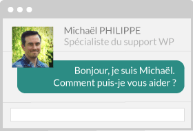 Support professionnel